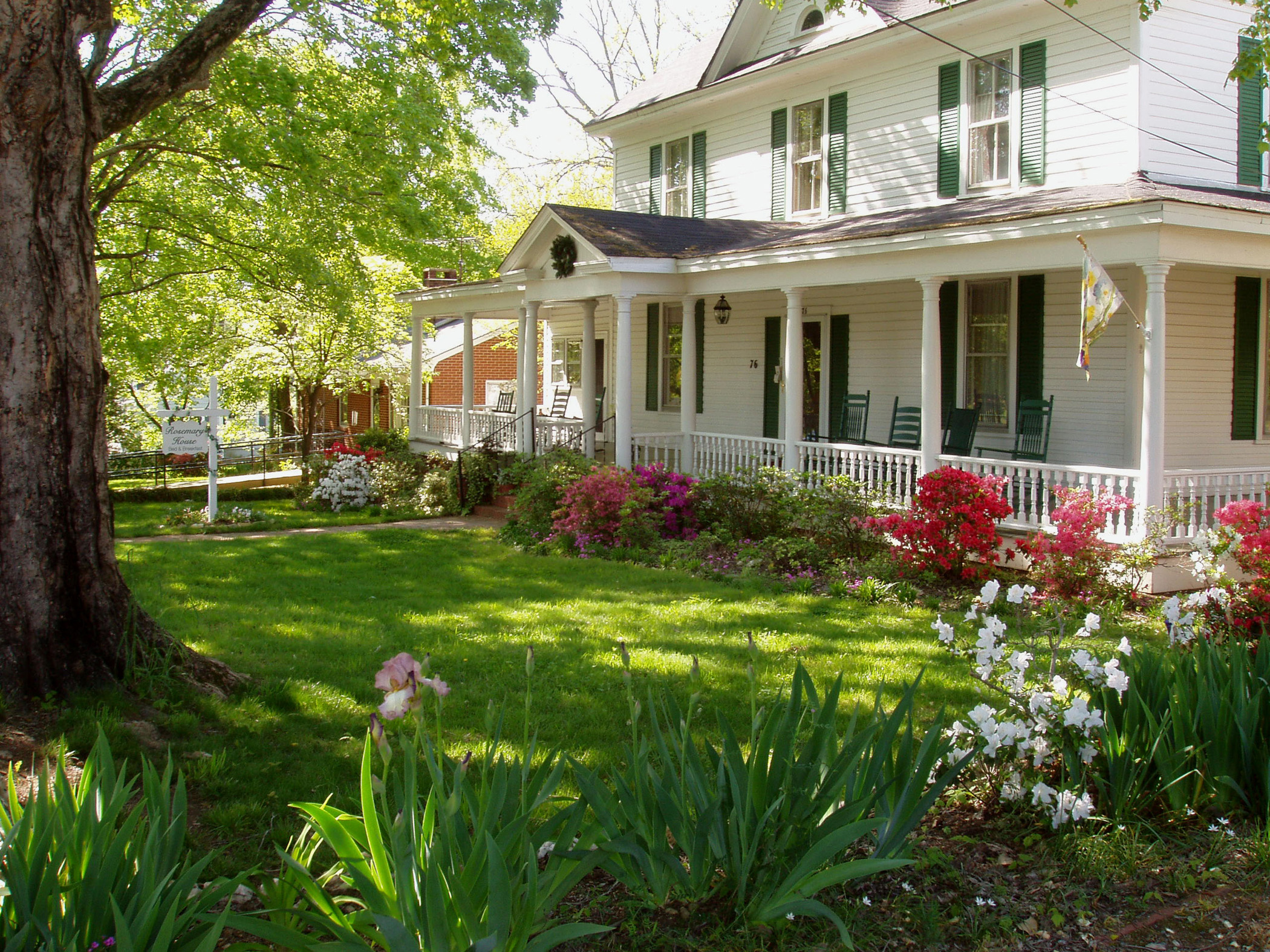 Small Bed And Breakfast Pittsboro Nc